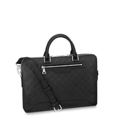 New N41019 Avenue Soft Briefcase Men Handbags Iconic Bags Top Handles Shoulder Bags Totes Cross Body Bag Clutches Evening
