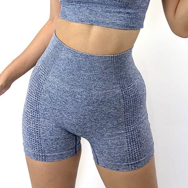 1PCS Shorts Bleu