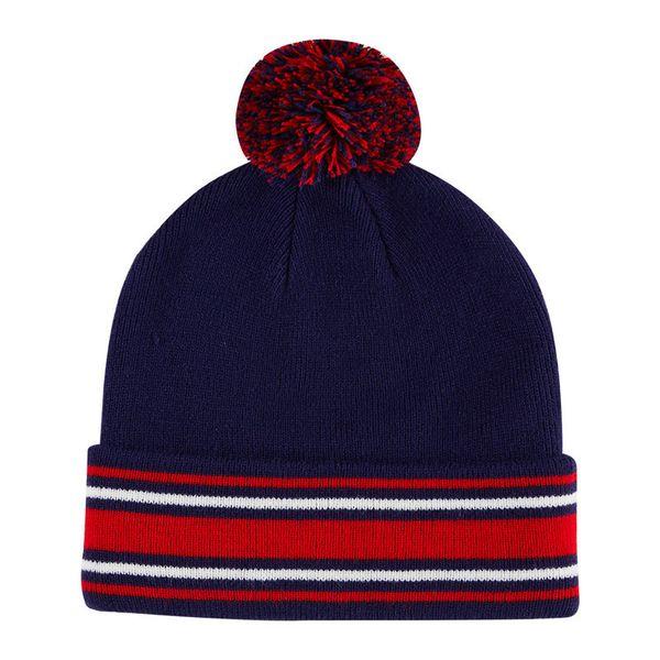 Wife Mom Boss Unisex Knitted Hat Beanie Hat Warm Hats Skull Cap