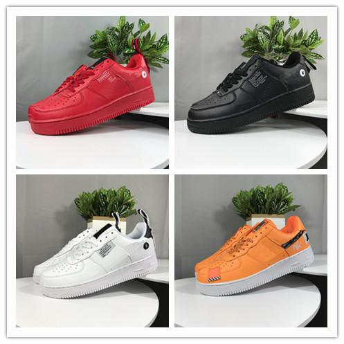 2019 New Arrivals Forces Volt Running Shoes Women Mens Trainers Forced One Sports Skateboard Classic 1 Green White Black Warrior Sneakers