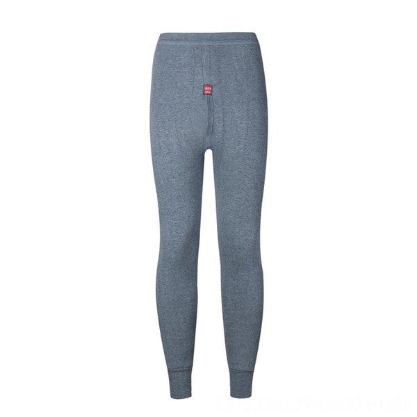Pantalon gris clair thermique