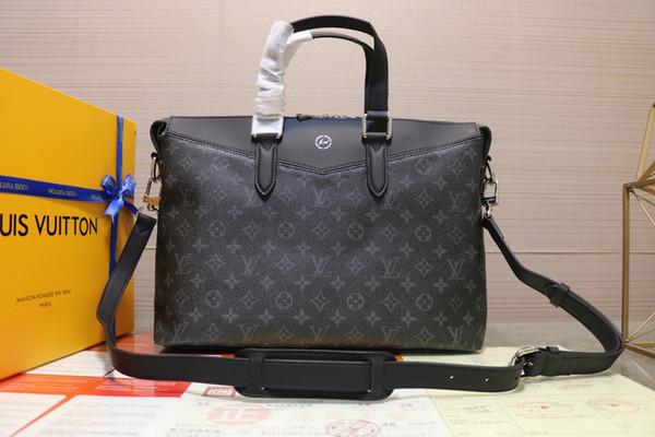 A + A + A + 2019 Neue l1ouisvutt0n Frauenhandtaschen einzelner Schulterbeutel Reisepaket-Einkaufstasche geben die M40566 M40566 der Männer frei