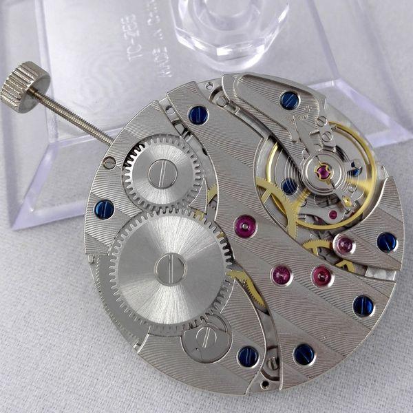17 Драгоценности 6497 лебедь механический ручной завод Витаг Мужские часы