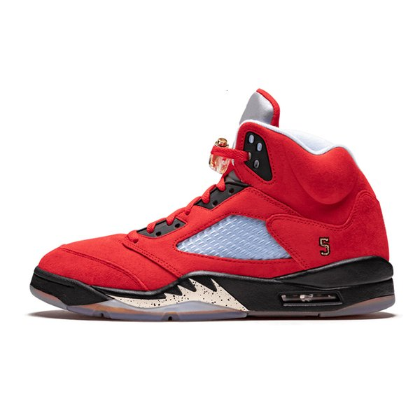 TROPHY ROOM - University Red 5s