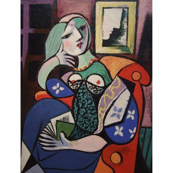 Famous Picasso Replica Handpainted Abstract Art Oil Painting On Canvas Wall Art Home Decor High Quality p133