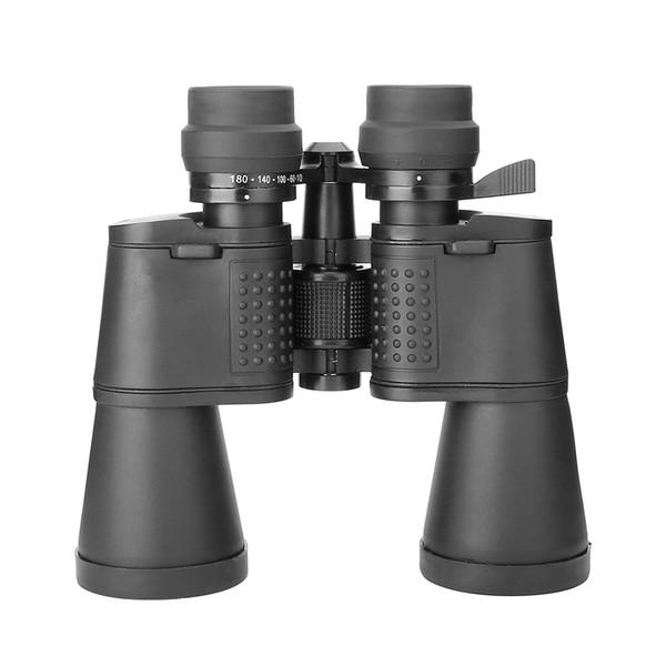 Tubo de 50 mm 10-180x100 HD Zoom Binoculares Telescopio Observación de aves Regalo de viaje al aire libre