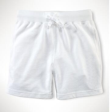 Ao ar livre 2019 Novos Homens Praia Polo Shorts Grande Pônei Impressão Quick Dry Meninos Board Calças Curtas Verão Clássico Sólidos Troncos Branco Azul