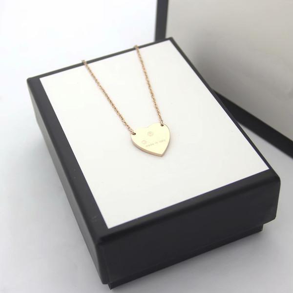 Oro rosa / collana