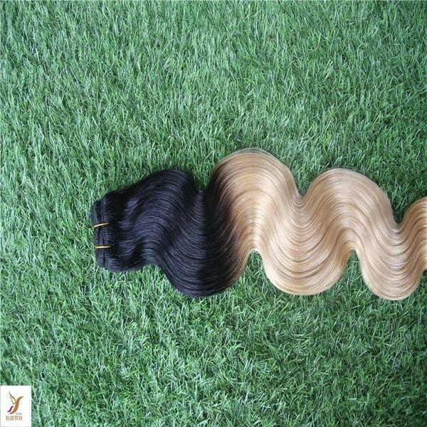 T1B / 60 Malese Virgin Body Wave Bundles 100% Remy capelli umani Tesse 10-30 pollici Remy non trasformati doppie estensioni dei capelli di trama