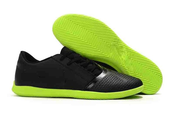 Black Green IC