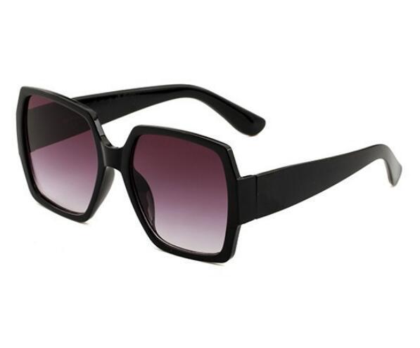 Óculos de sol populares Nova moda vintage óculos de sol das mulheres designer de marca famosa marca óculos de sol das mulheres designer 55931