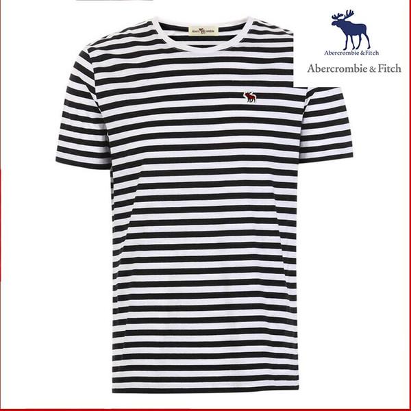 734 # giv Verão Designers T Shirts Homens Encabeça Tigre Cabeça Carta Bordado T Shirt Dos Homens de Roupas de Marca de Manga Curta Tshirt ilha vlone medusa