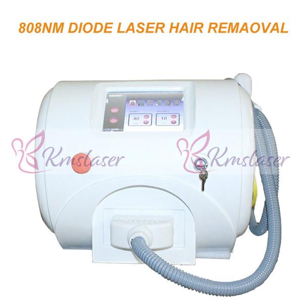 High qualuty portable laser hair removal machine/diode laser 808nm/lightsheer duet lumenis