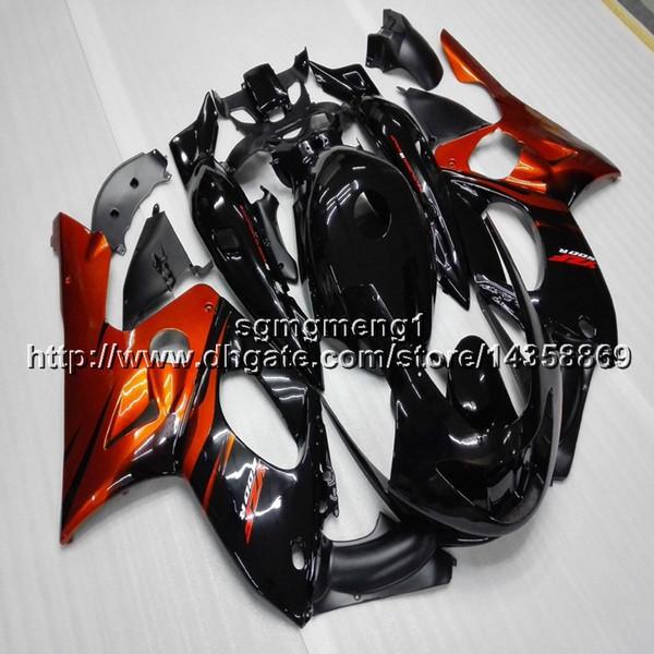 23colors + cadeaux + vis capot de moto orang noir pour Yamaha YZF600R 1997 1998 1999 2000 2002 2002 2003 2002 2006 2006 2007