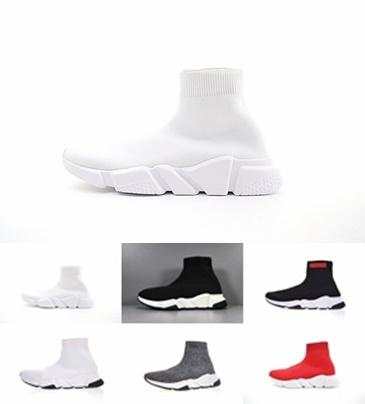 2019 модные носки обувь Speed Trainer повседневная обувь кроссовки гонки для мужчин и женщин спортивная обувь 36-45