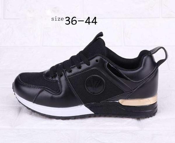 Hochwertige Neueste Designer Schuhe Marke Männer Frauen Low Cut Casual Run Away Schuhe Frankreich Marke Männer Frauen Sneakers Loafers 36-41