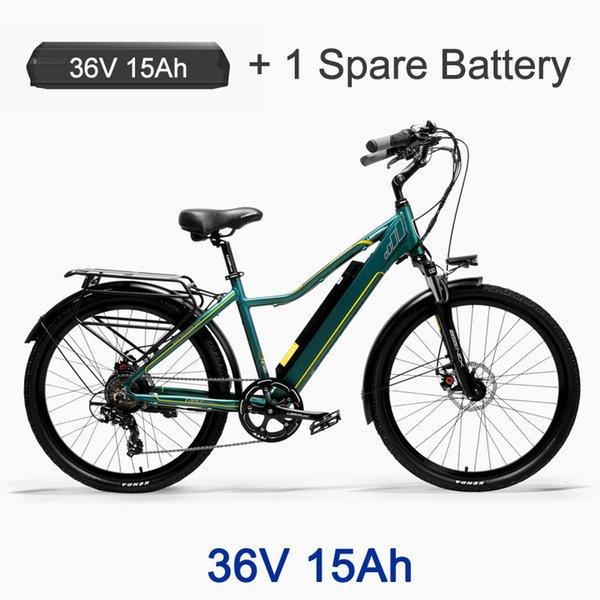 Green 15Ah Plus