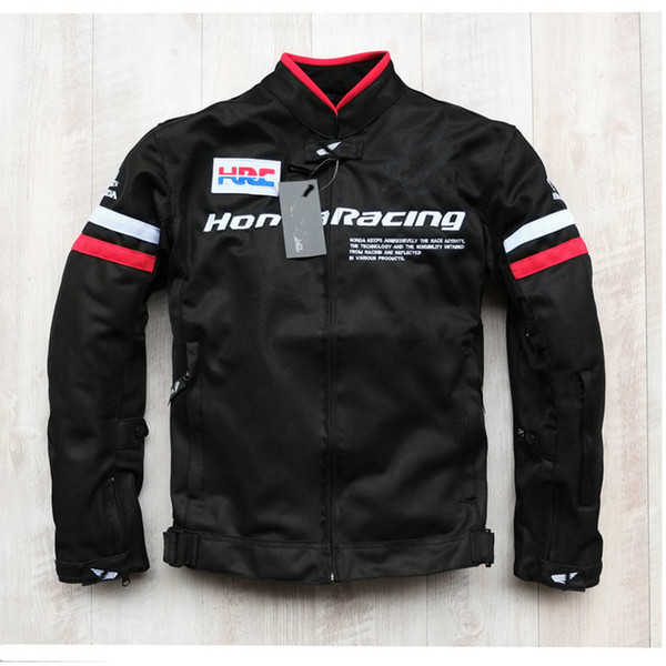 2019 New 3 Colors Motorcycle Jackets Moto GP Off Road Racing Breathable Jacket motocross riding jackets with 5pcs protector