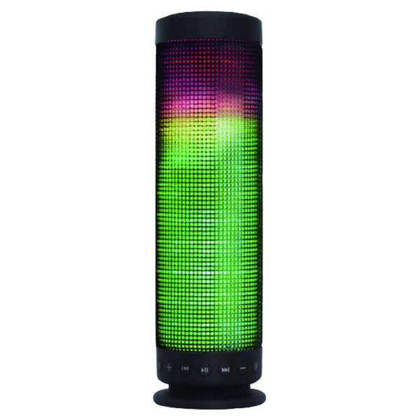 Bluetooth-Lautsprecher mit LED-Lampe, kabelloser Bluetooth-Lautsprecher V4.0, beste Klangqualität mit NFC-One-Touch-Verbindung für Samsung oder IPHONE XS / XR