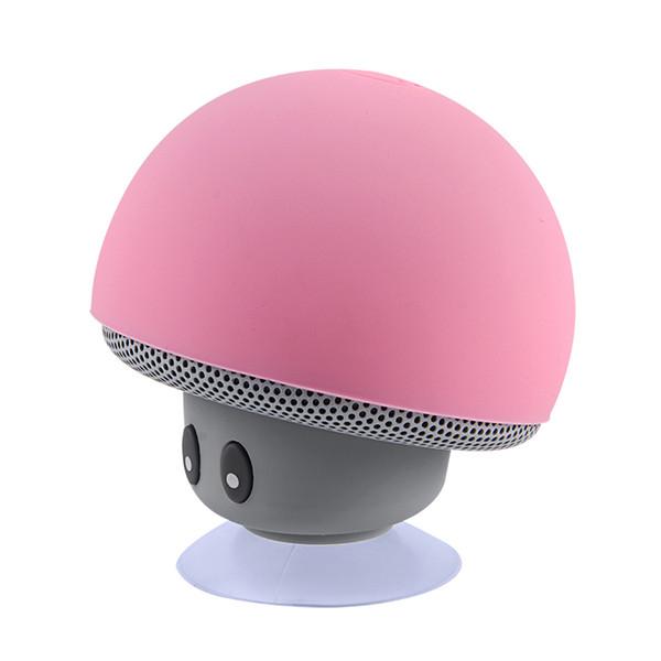 Mini Altavoz Bluetooth Mushroom Waterproof Inalámbrico Música HiFi Estéreo Subwoofer Manos Libres Para Teléfono Android IOS