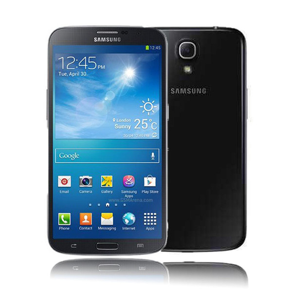 Original Samsung Mega 6.3 I9200 Mobile Phone WCDMA 3G 8.0MP 1G/16G Dual-core refurbished phone with sealed box