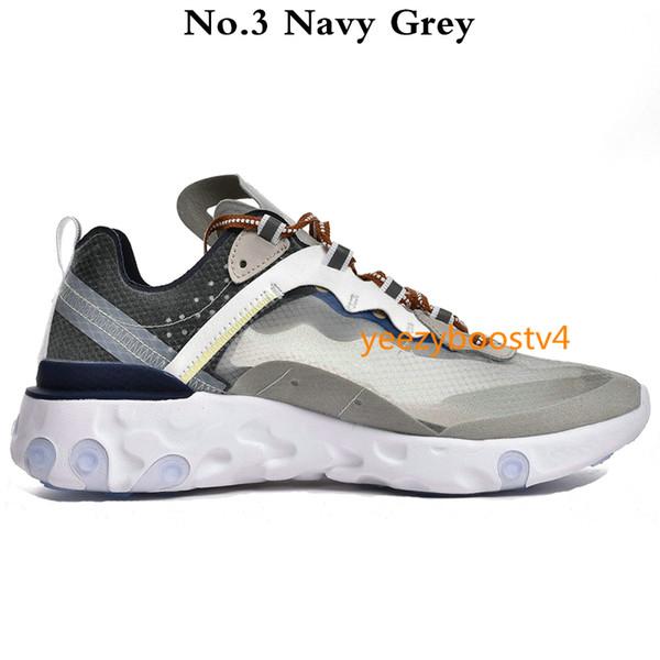 No.3 gris marino