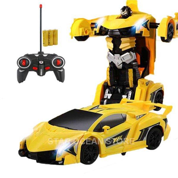 Robot elettronico per il controllo dei bambini