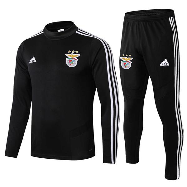 2019 2020 Benfica детский спортивный костюм SEFEROVIC SALVIO JONAS GABRIEL Главная Мужская красная футбольная форма PIZZI JARDEL Короткий тренировочный костюм camisa