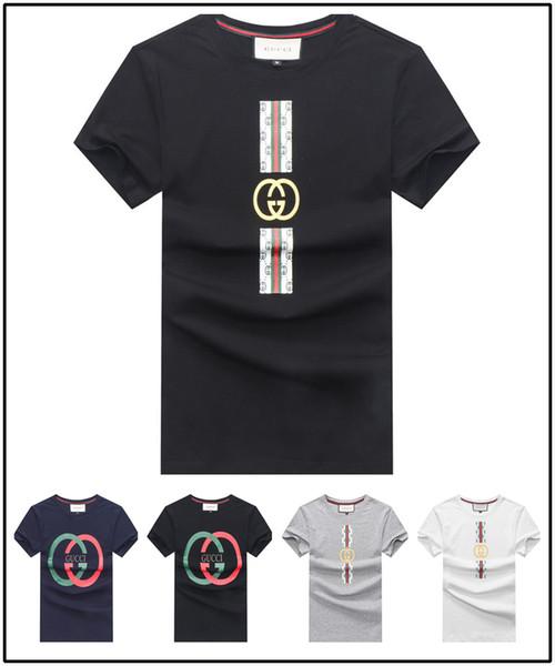 Maglietta da uomo 18ss Maglietta da uomo Design 100% cotone S-3xl Letters Fitness Comical Primavera Autunno Novità camicia