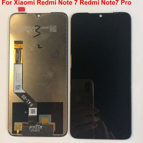 """Original Tested For 6.3"""" Xiaomi Redmi Note 7 Redmi Note7 Pro Global Version LCD Display Screen+Touch Screen Digitizer Assembly"""