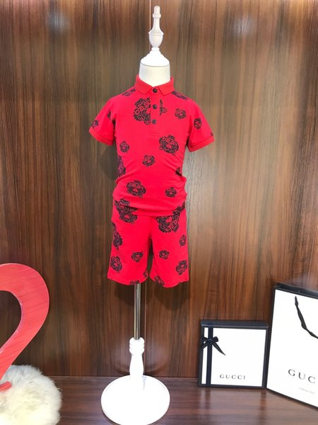 Crianças do bebê Roupas Meninos Conjunto de Duas Peças Calças Terno de Verão Catamite Menina Crianças Movimento Camisola Roupas 0719