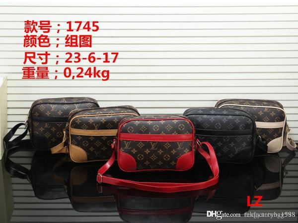 YENI stiller Moda Çanta Bayan çanta çanta tasarımcısı kadın tote çanta çanta Tek omuz çantası sırt çantası 1745