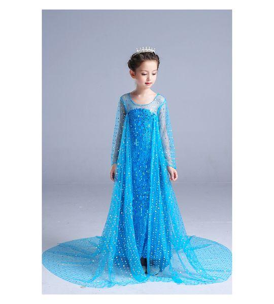 Toptan Cadılar Bayramı Sahne Giyim çocuk Swallowtail Serisi Romantizm Aisha Cosplay Costome Aisha Prenses Elbise Maskeli Kostümleri Yeni Gelenler