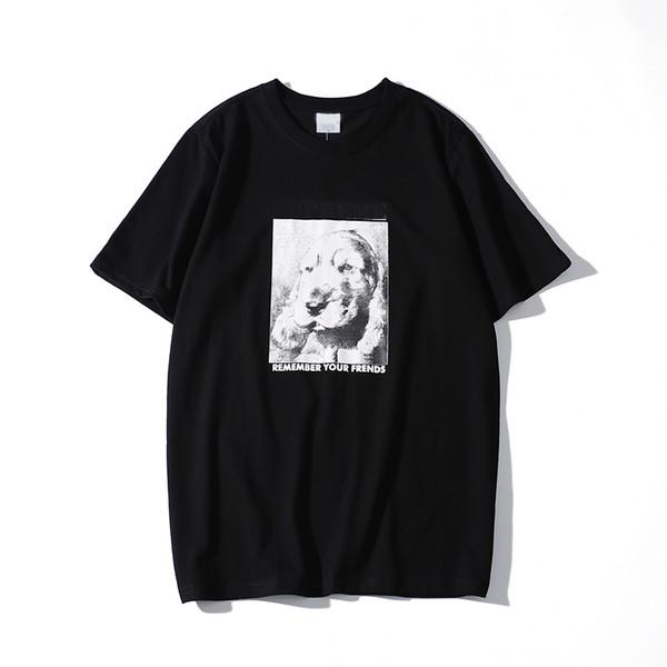 Maglietta da uomo estiva da uomo Maglietta da uomo firmata t-shirt stampa fashion logo abbigliamento uomo casual street bianco nero maglietta selvaggia lettera teeSS