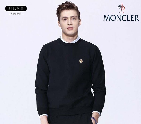 2019 Hommes Hoodies Mode Hommes Solid Color Sweat à capuche Vestes Slim Hommes Hip Hop coton Hoodies Vêtements de sport Survêtement