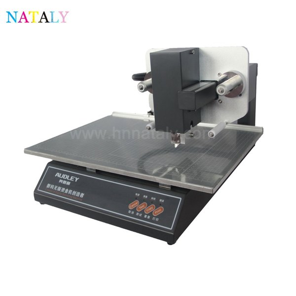 NDL-3050A + Digitale Heißpressemaschine / Kartendruckfolienprägung