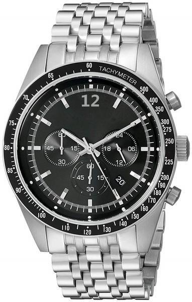 Dreamas de moda de los hombres de acero inoxidable reloj de cuarzo reloj impermeable AR6073 AR6072 AR5988 Venta al por mayor envío libre de DHL