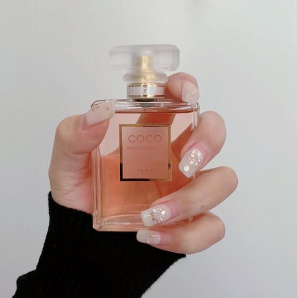 Perfume 50ml perfumes fragancias Desodorante Lasting Fragancia Salud EDP Perfume Eau de toilette incienso olor de Lady regalos con caja libre