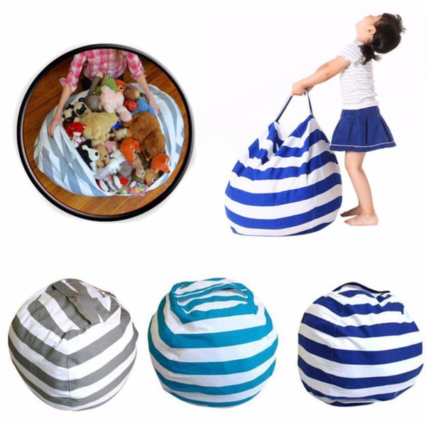 Terrific 2019 16 18 24 Inch Large Size Storage Bean Bags Kids Plush Toys Beanbag Chair Bedroom Stuffed Animal Room Mats Portable Clothes Storage Bag Gift From Dailytribune Chair Design For Home Dailytribuneorg