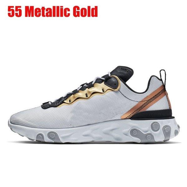 55 36-45 Metallic Gold