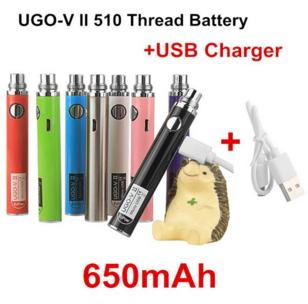 UGO-V2 650mah Battery & USB
