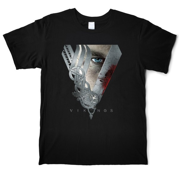 Film by Dress Your Style IMAGE T-Shirt Vikings Serie TV Floki