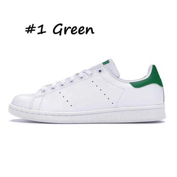 Acheter 2020 Adidas Stan Smith Shoes Hommes Femmes Baskets Plates Vert Noir Blanc Bleu Marine Oreo Rainbow Mode Hommes Formateur Des Chaussures De