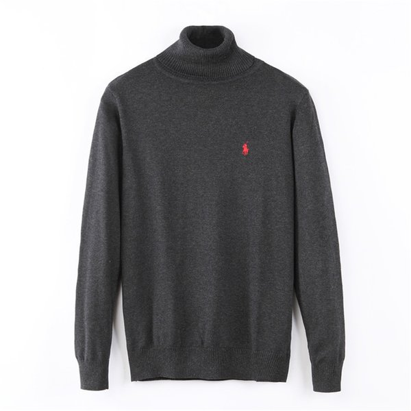 Winter Sweater Male Korean Edition Pure T-shirts Sweater Cotton Blend Thickening Autumn Dress Man Knitting