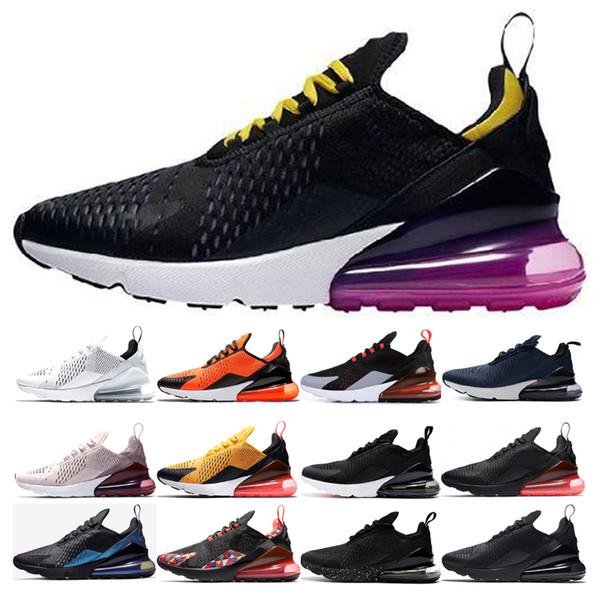 nike air max 270 shoes Mens Hiper Üzüm koşu ayakkabıları Yastık CNY Olabilir BARELY Rose üçlü siyah Kaplan Çekirdek Beyaz Sıcak Yumruk tasarımcı kadın eğitmenler spor ayakkabı