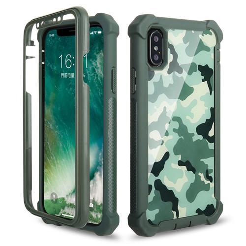 Camouflage grün