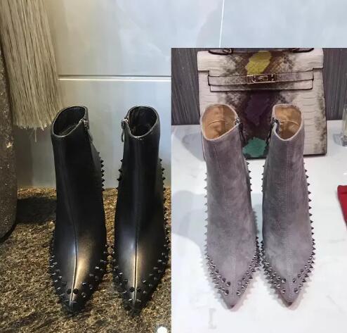 Großhandel ShangFanDeng Herren Winter Schnee Stiefel Ankle