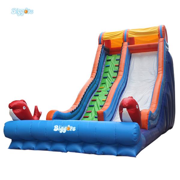 Large Size Inflatable Slide Water Slide Water Park Pool Summer Game