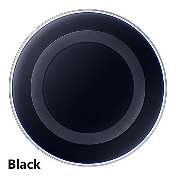 블랙 무선 충전기