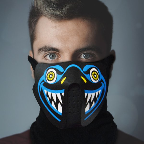 Masque Masque Masque Masque maschere di Halloween